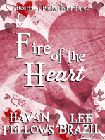 Fire of the Heart (Hearts of Parkerburg 3)