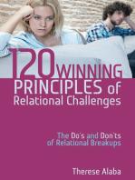 120 Winning Principles Of Relational Challenges