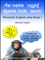 Phonetic English Joke Book 1