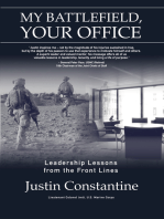 My Battlefield, Your Office