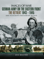German Army on the Eastern Front - The Retreat 1943-1945