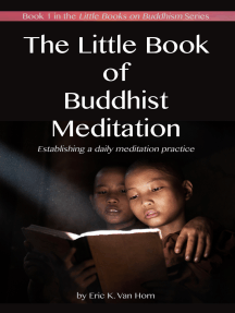 The Little Book of Buddhist Meditation