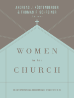 Women in the Church (Third Edition)