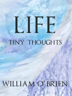 Life - Tiny Thoughts
