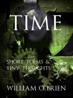 Time - Tiny Thoughts
