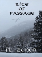 Rite of Passage (Saga of the Soul Shifter, #1)