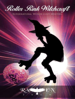 Roller Rink Witchcraft: Paranormal Cozy Mystery