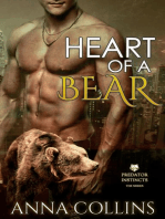 Werebear Romance (Predator Instincts, #1)