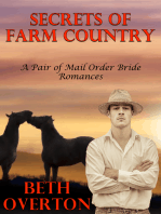 Secrets Of Farm Country (A Pair of Mail Order Bride Romances)