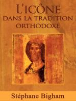 L'icône dans la tradition orthodoxe