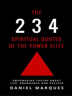 The 234 Spiritual Quotes of the Power Elite