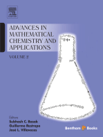 Advances in Mathematical Chemistry and Applications