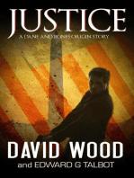 Justice- A Dane and Bones Origin Story