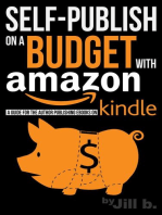 Self-Publish on a Budget with Amazon
