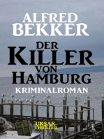 Alfred Bekker Kriminalroman