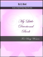 My Little Devotional Book for Busy Women