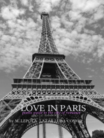 Love In Paris - Poetic Guide to the Romance of the City