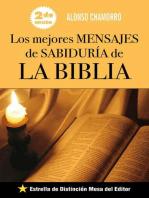 Los mejores mensajes de sabiduría de la Biblia