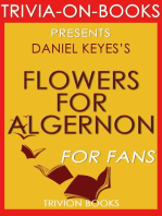 Flowers for Algernon by Daniel Keyes (Trivia-On-Books)