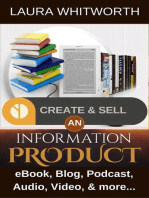 Create And Sell An Information Product
