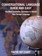 Conversational Languages