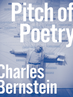 Pitch of Poetry