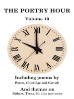 The Poetry Hour - Volume 10