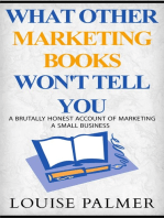 What Other Marketing Books Won't Tell You