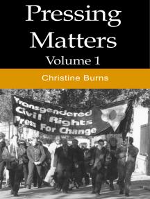 Pressing Matters (Vol 1)