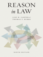Reason in Law: Ninth Edition