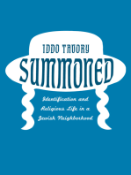 Summoned: Identification and Religious Life in a Jewish Neighborhood