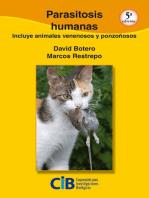 Parasitosis humanas, 5a Ed.