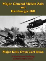Major General Melvin Zais And Hamburger Hill