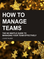 How To Manage Teams
