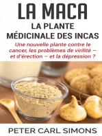La maca - La plante médicinale des Incas