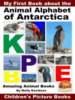 My First Book about the Animal Alphabet of Antarctica