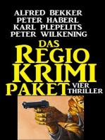 Das Regio-Krimi Paket