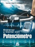 Entrenar y correr con potenciómetro