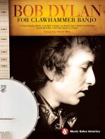 Bob Dylan for Clawhammer Banjo