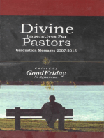 Divine Imperatives for Pastors