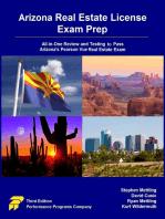 Arizona Real Estate License Exam Prep