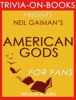 American Gods by Neil Gaiman (Trivia-On-Books)