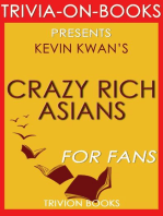 Crazy Rich Asians by Kevin Kwan (Trivia-On-Books)