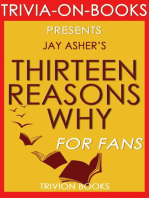 Thirteen Reasons Why by Jay Asher (Trivia-On-Books)