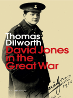David Jones and the Great War