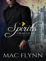 Oracle of Spirits #1 (BBW Paranormal Romance)