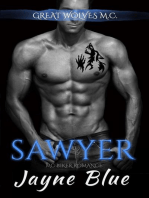 Sawyer: Great Wolves Motorcycle Club, #5