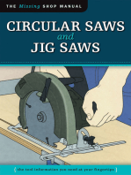 Circular Saws and Jig Saws (Missing Shop Manual)