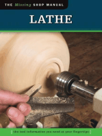 Lathe (Missing Shop Manual)