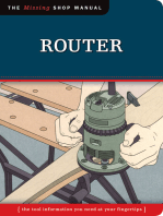 Router (Missing Shop Manual)